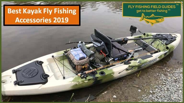 16 Best Fishing Kayak Accessories 2019