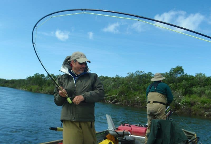Best Fly Rods For Salmon