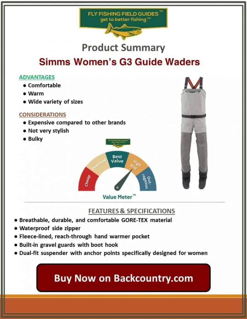 Simms G3 Guide
