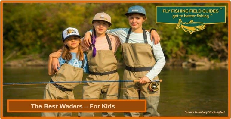 Best Fishing Waders For Kids