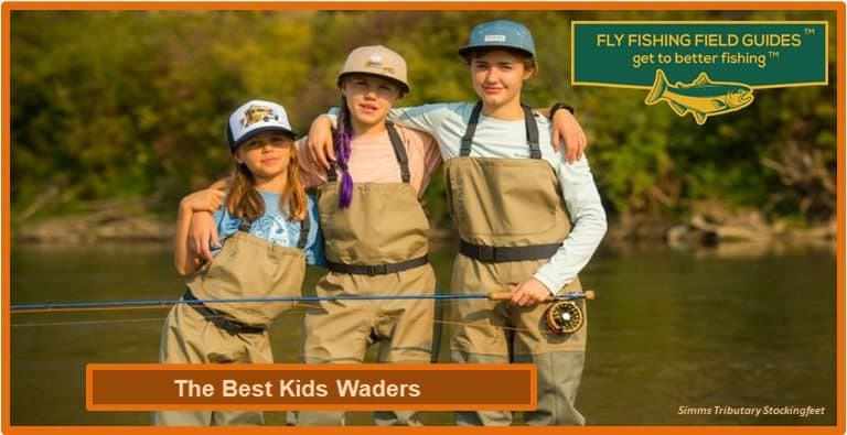 The Best Kids Waders