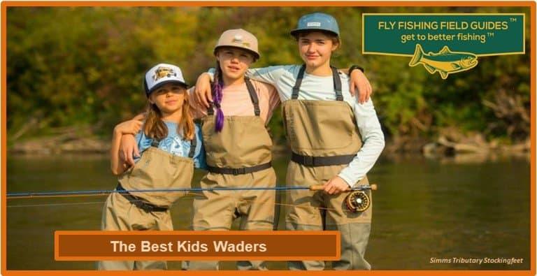 The Best Kids Waders