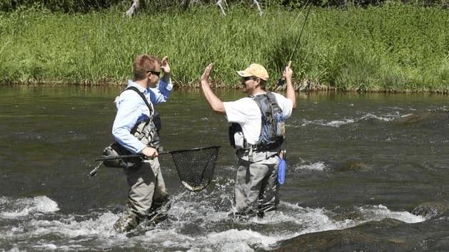 best waders for guides