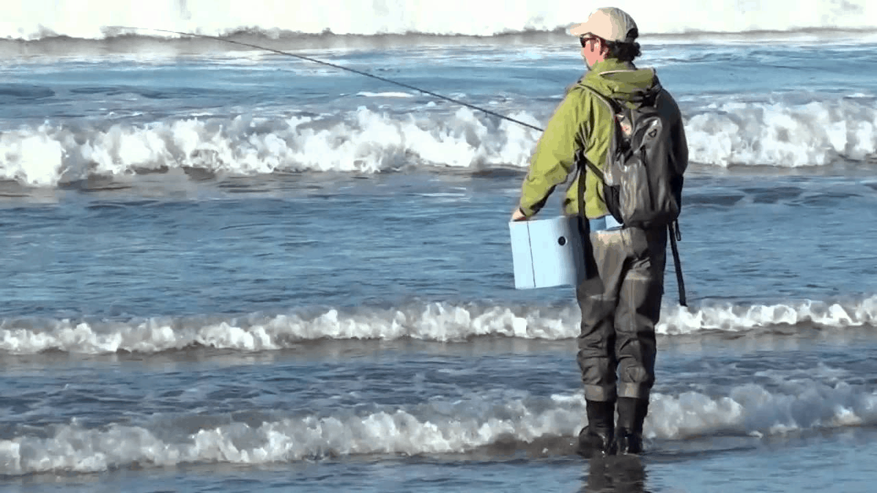best waders for surf fishing