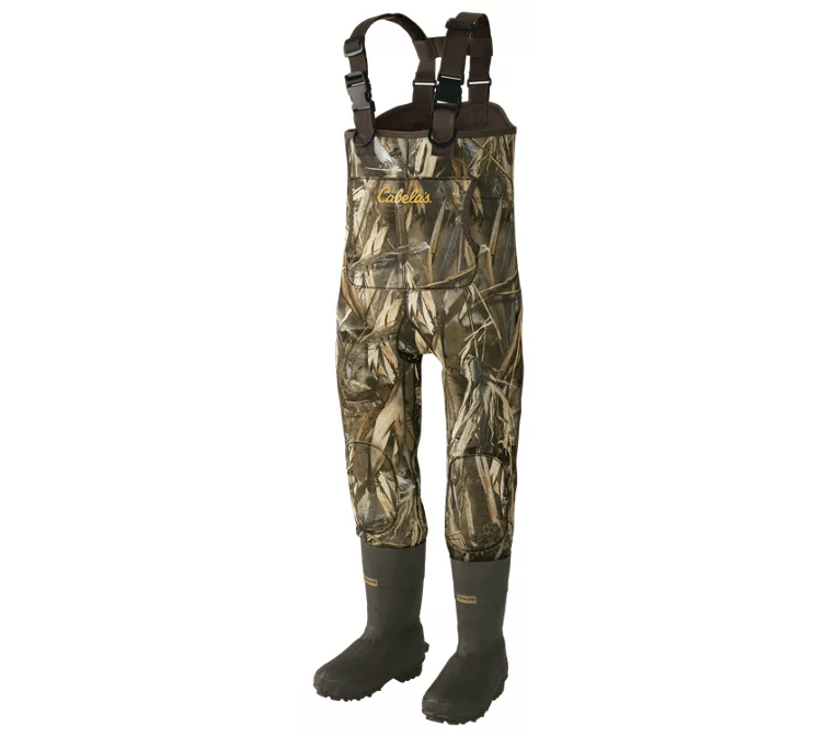 Cabela's Neoprene Boot-Foot Chest Waders For Kids