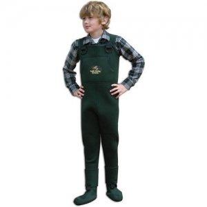 Caddis Youth Neoprene Stockingfoot Waders For Kids