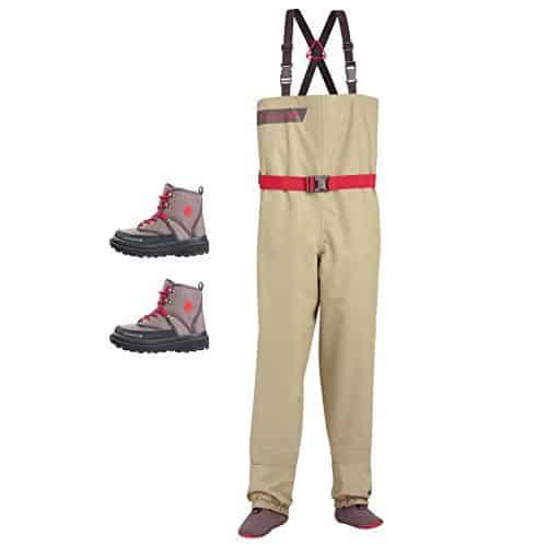 Redington Crosswater Youth Waders With Boots