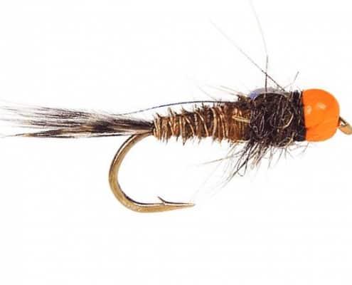 hot head pheasant tail