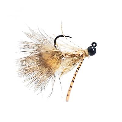 Tungsten Micro Woolly Bugger Jig